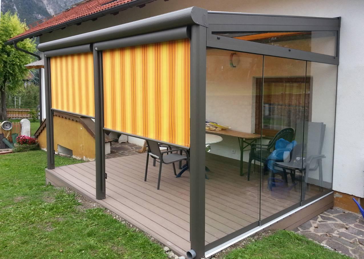 perasol ihr terrassendach aus aluminium. Black Bedroom Furniture Sets. Home Design Ideas