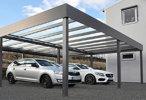 Perasol Terrassendach Carport Aus Alu Produkte